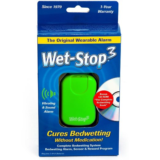 Wet-Stop 3 Bed Wetting Alarm